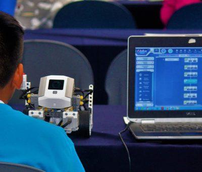 Fomenta SEG la vocación científica y tecnológica con la Hora del Código