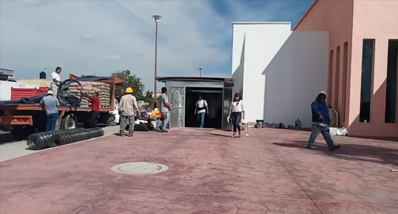 Arranca construcción del Banco del Bienestar en Apaseo el Grande