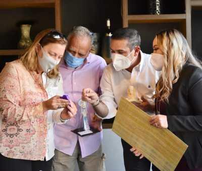 Busca Navarro traer momias egipcias a Guanajuato Capital