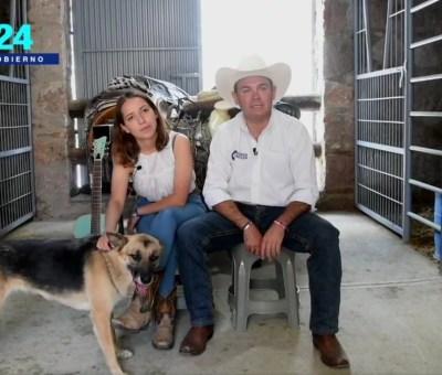 Alejandro Navarro da a conocer el Decálogo de Protección Animal