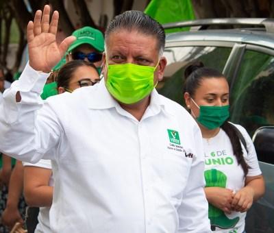 """""""MoyGuerrero continuará trabajando por las familias"""""""