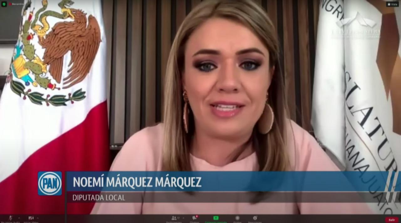 Los adultos mayores merecen instituciones sólidas que garanticen sus derechos: diputada Noemí Márquez
