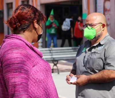 Ciudadanos entregan 100 propuestas a Candidatos del Partido Verde en su cierre de campaña