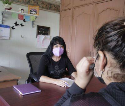 Atiende Unidad Especializada en Violencia de Género 11 reportes en cuatro meses