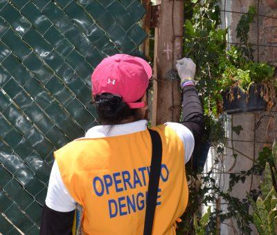SSG fortalece la prevención del dengue ante la temporalidad de mayor riesgo para su reproducción