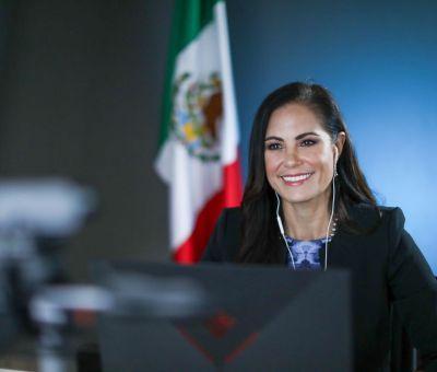 Buscará Ale Gutiérrez mejorar manera de trabajar a través de un presupuesto participativo