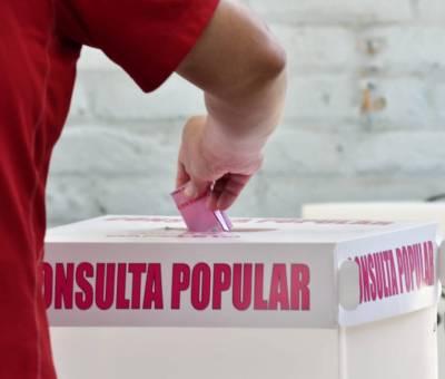 PARTIDO ACCIÓN NACIONAL ASEGURA QUE CONSULTA POPULAR FUE UN ROTUNDO FRACASO