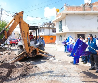 Más obra social para los Pueblos del Rincón