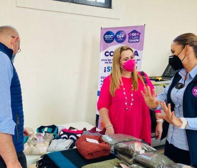 Convocan a los Guanajuatenses a Sumarse a la Colecta en Apoyo a las Familias Afectadas por las Lluvias en el Estado