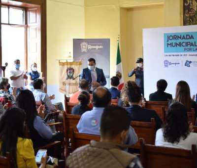 Refrendan llamado a la transparencia en Guanajuato Capital