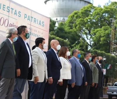 Conmemoran en Celaya 211 aniversario del inicio de la Guerra de Independencia