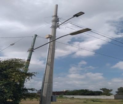 Comunidades de Zona rural de Silao son beneficiadas con más electrificaciones