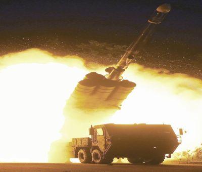 País asiático muestra preocupación ante prueba de misiles de Corea del Norte
