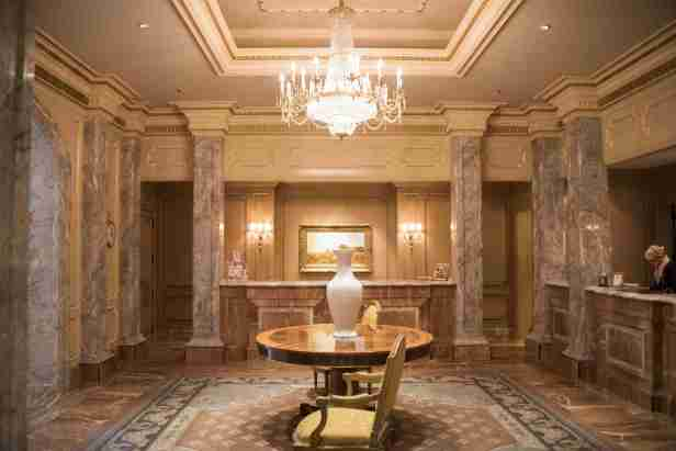The Regent, 5-Star Hotel in Berlin - Check-in: the regency style in full force