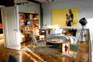 Das Stue Berlin: Living Room