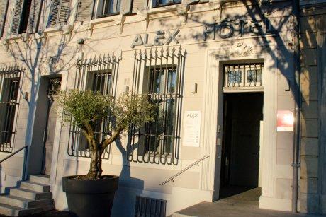 Alex Hotel, Near Gare St. Charles, Marseille