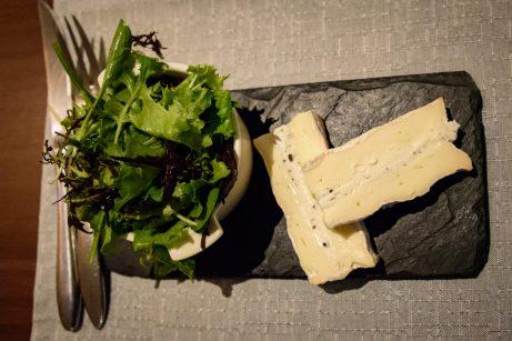 Le Vingt4: Brie and truffles