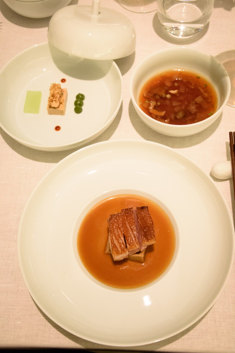 Tim Raue Berlin: Peking Duck