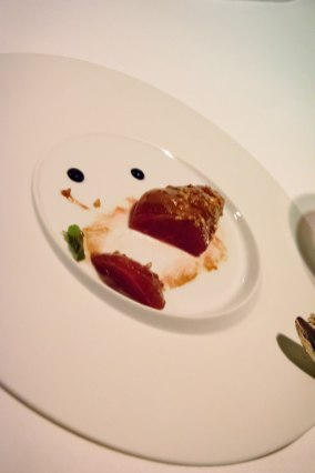 "Restaurant Cinco: ""Pigeon"""