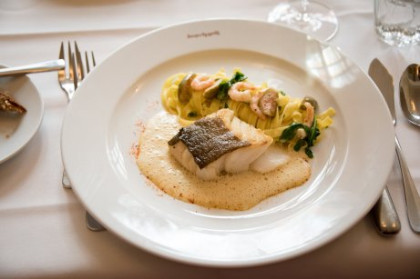 Borchardt, Ultraclassic Berlin Restaurant - The Fish