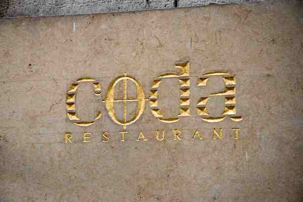 Coda - Rooftop Restaurants in Prague