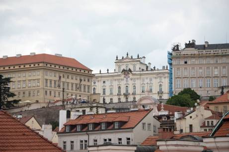Coda - Rooftop Restaurants in Prague: The View