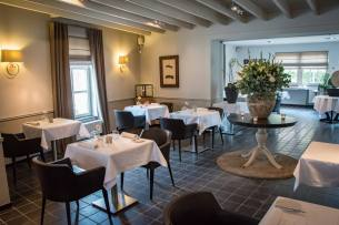 Bistro Margaux, Brussels: The Dining Room