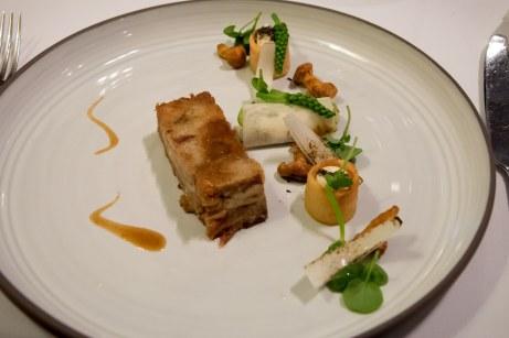 Bistro Margaux, restaurant étoilé, Bruxelles: Main Dish