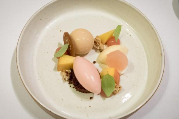 Bistro Margaux, Brussels: Dessert #1