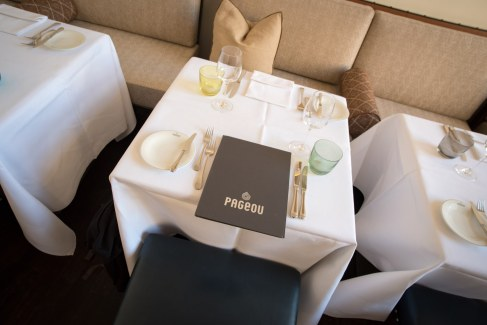 Munich Restaurants: Pageou