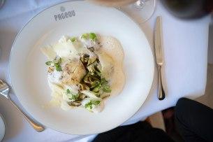 Munich Restaurants: Pageou - Eggplant salad