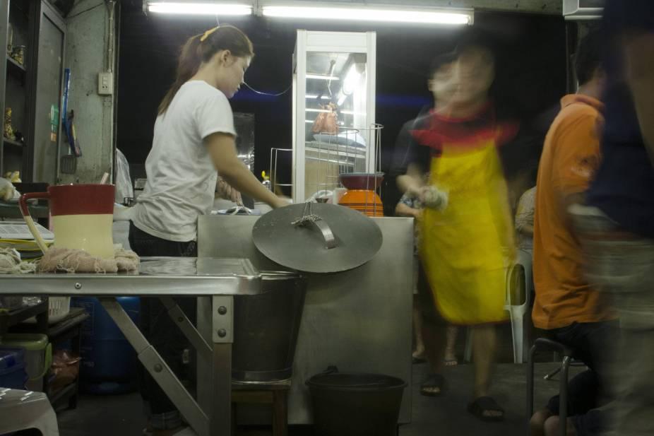 Bangkok Thai Cuisine - A Busy Pork Soup Stand