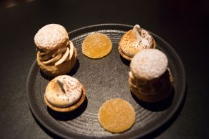 L'Atelier Robuchon in Montreal - The mignardises