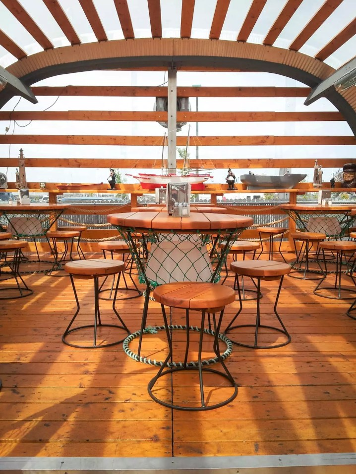 Restaurants in Sept-Îles: Casse-Croûte du Pêcheur