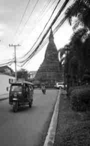Quoi voir au Laos: That Dam