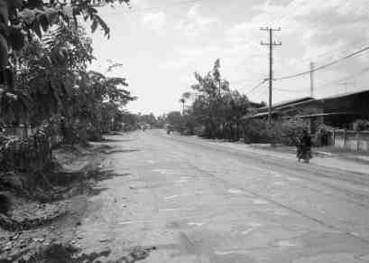 Quoi voir au Laos: Routes de terre