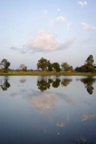 Vientiane, Laos: On The Lake