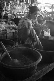 Quoi voir au Laos: Au marché