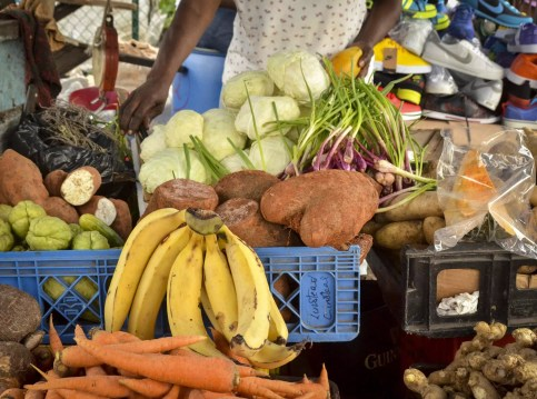 Jamaica Vacations: The market, where you can get almost anything