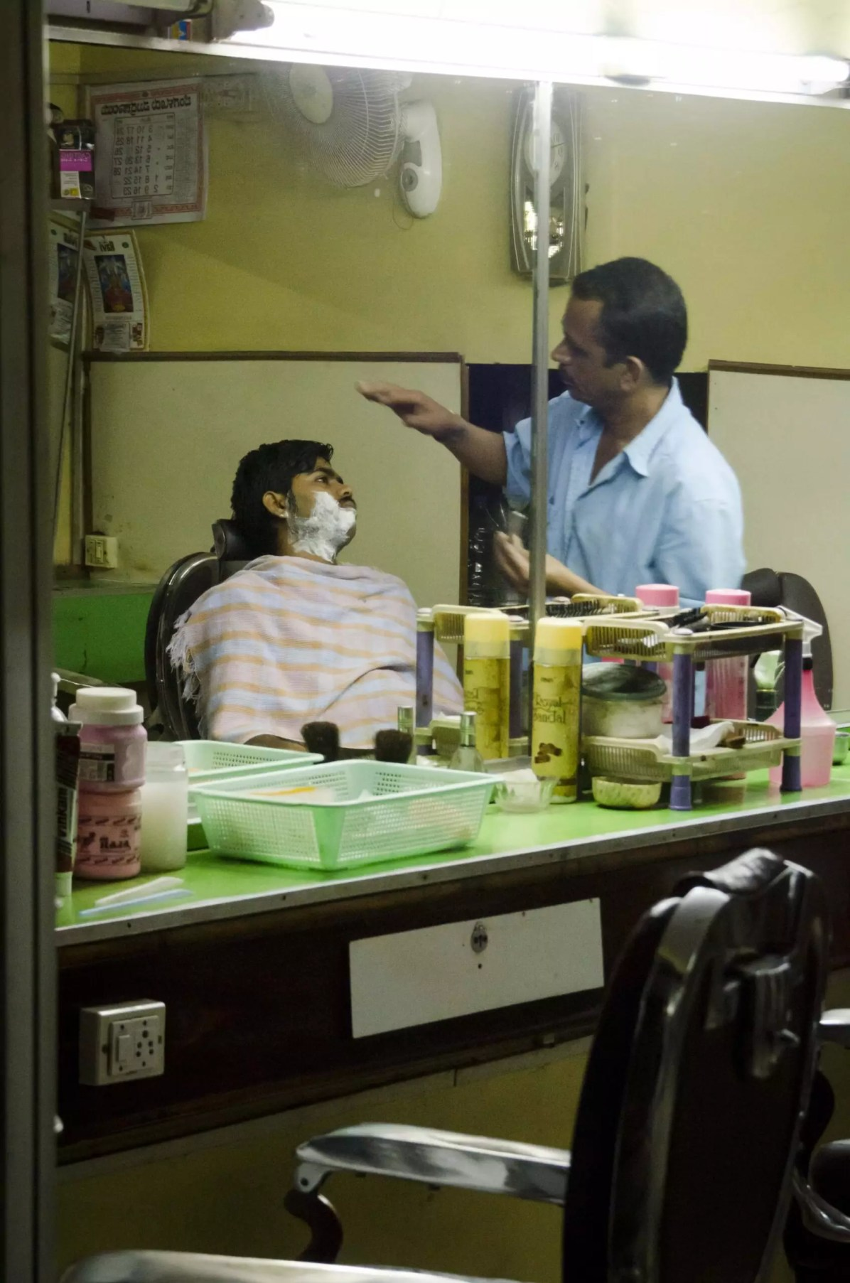 Places to visit in Bangalore: The Barber - Things to do in Bangalore Where to stay in Bangalore - Bangalore Travel Blog