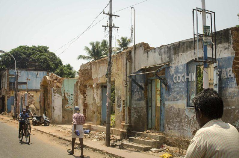 Kochi, in Kerala