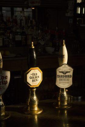 Quartiers de Londres: Les fameux pubs