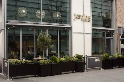 Jamie Oliver's restaurant in Liverpool, England - Things to do in Liverpool Where to stay in Liverpool