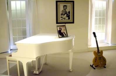 Dîner à Liverpool: Le piano de John Lennon au Beatles Story