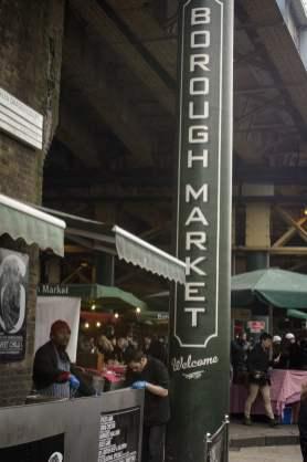 Quartiers de Londres: Borough Market