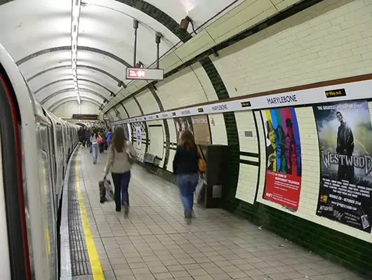 Most Beautiful Subway - Things to do in London