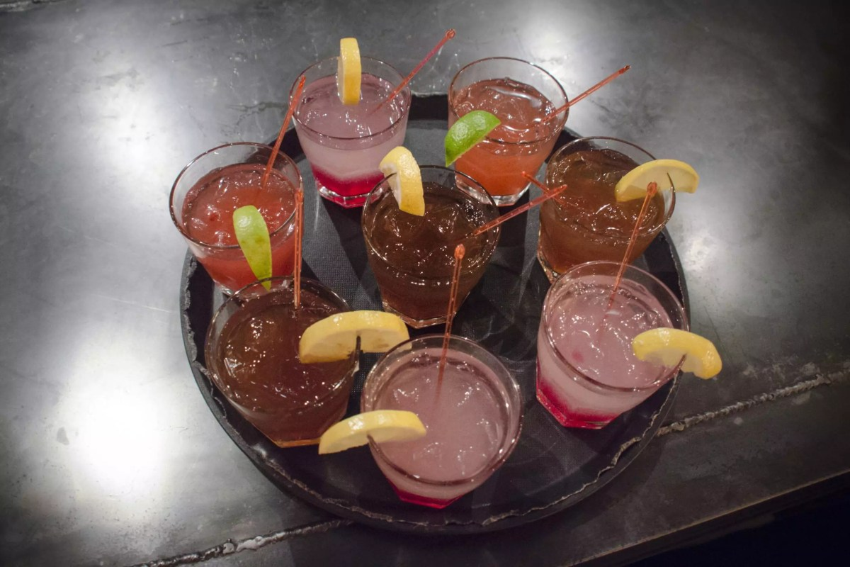 2 Days in Toronto - Fancy Cocktails