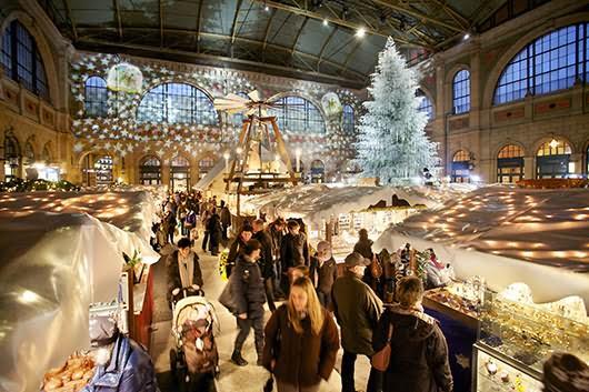 The Best Christmas Markets - Zurich