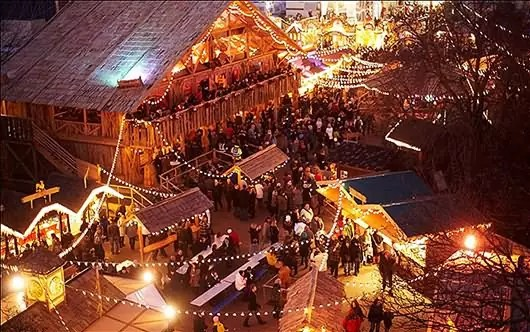 The Best Christmas Markets - London