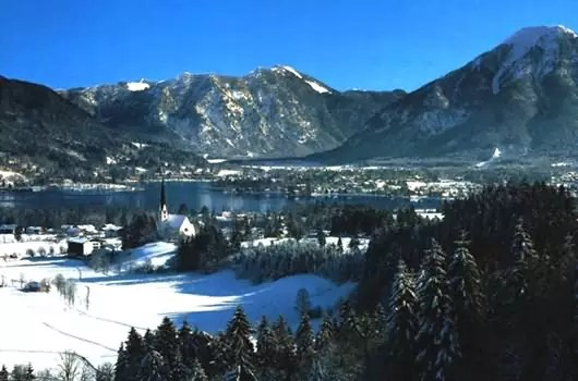 The Best Christmas Markets - Tegernsee